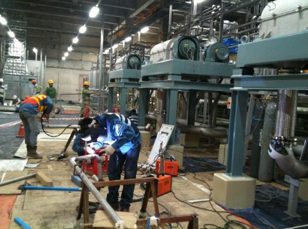 Tuyển giúp việc công xưởng cơ khí Cấp Tuyền Đài Loan