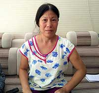 Cô Thủy - Bắc Giang