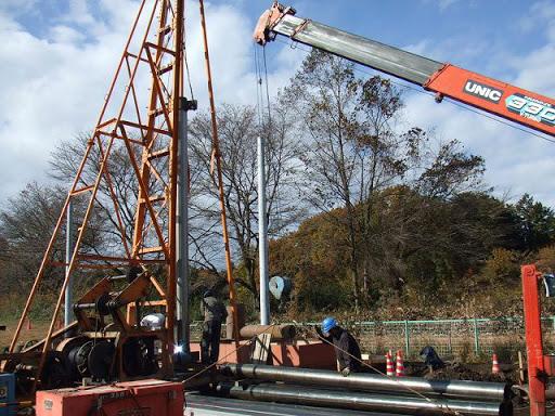 Đơn hàng khoan giếng Nhật Bản: Mức lương cao, chi phí thấp nhất