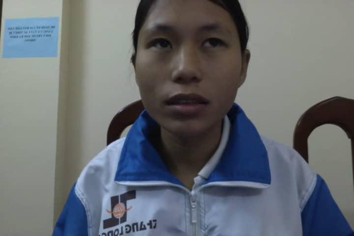 Câu chuyện về bạn Hoàn giúp việc gia đình ở Đài Loan