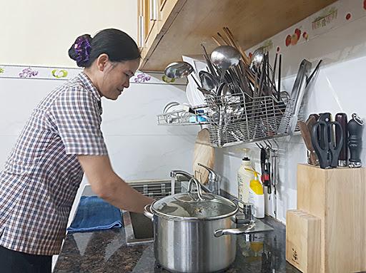 Chủ sử dụng Giang Thanh Chí tuyển nữ giúp việc gia đình làm việc tại Đào Viên
