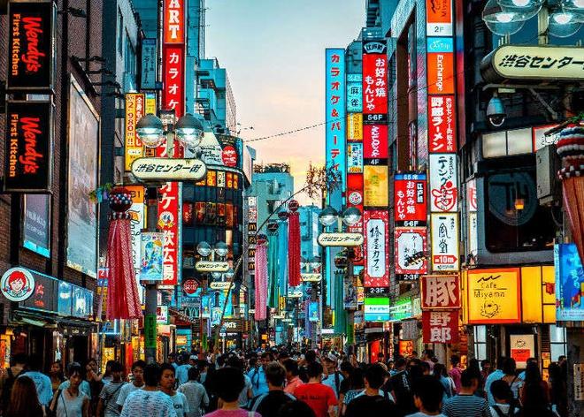 Thành phố Tokyo Nhật Bản- một trong những thành phố đáng sống nhất